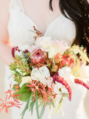 Wedding bouquet - Angelica Chang Photography
