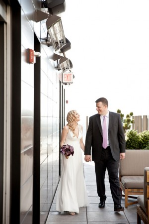 Contemporary Wedding - Dawn Joseph Photography