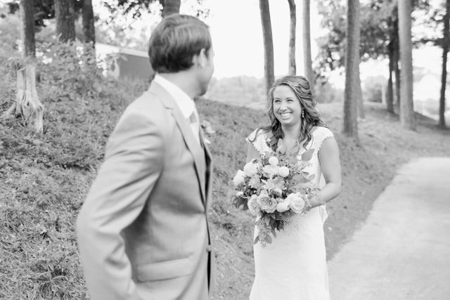 First look   Alicia Lacey Photography   see more on: http://burnettsboards.com/2016/01/darling-outer-banks-wedding/