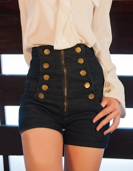 High waisted short outfits for girls 14