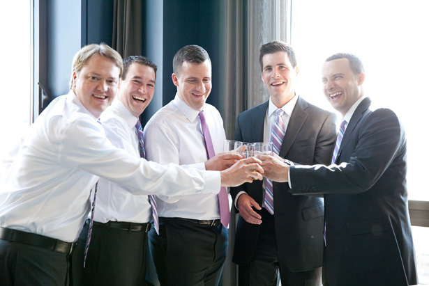 groomsmen - Dawn Joseph Photography