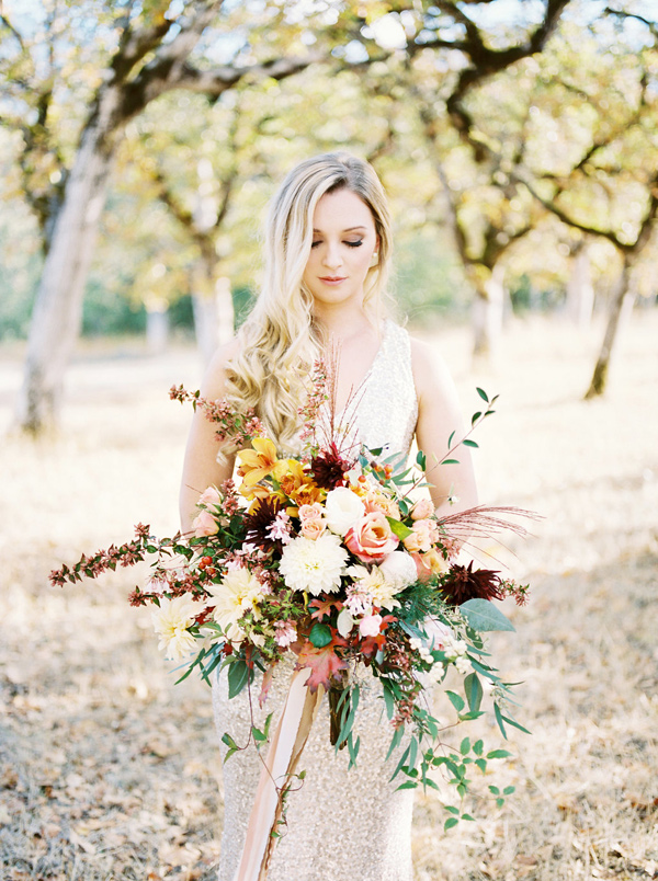 mountain vineyard wedding inspiration - photo by Rebecca Masters Photography http://ruffledblog.com/mountain-vineyard-wedding-inspiration
