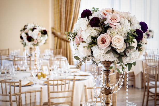 Wedding Centerpiece - William Innes Photography