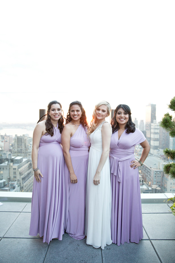 Convertible Bridesmaid Dresses - Dawn Joseph Photography