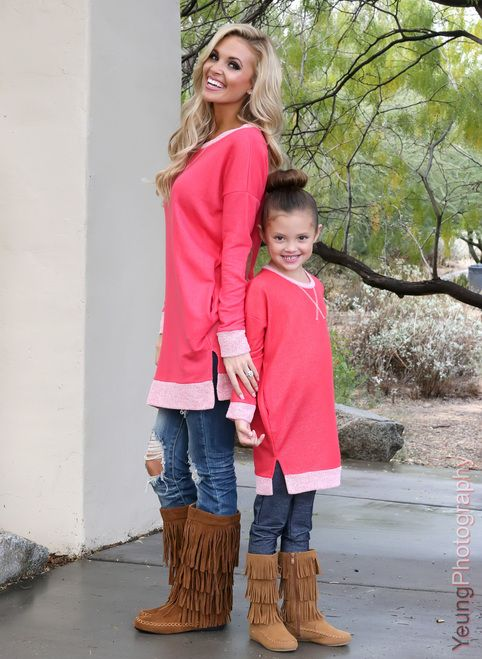 matching dresses for mothers and daughters (4)