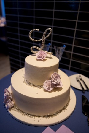 Wedding cake - Dawn Joseph Photography