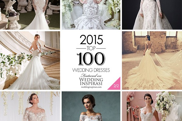 c1c81f32358 Top 100 Most Popular Wedding Dresses in 2015 Part 2