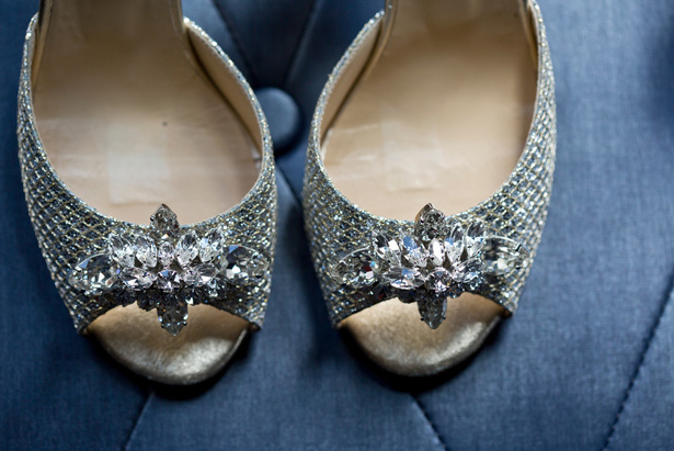 Wedding Shoes - Dawn Joseph Photography