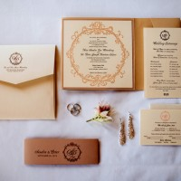 Wedding invitations - William Innes Photography