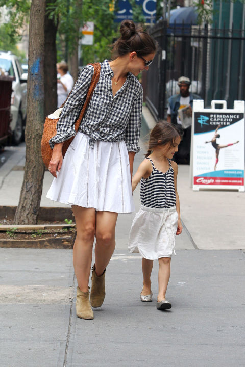 matching outfits for mother daughter (5)
