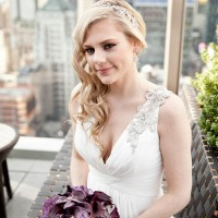 Sophisticated Bride - Dawn Joseph Photography
