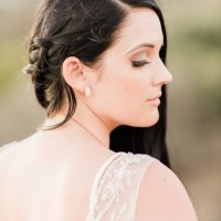 bride hairstyle - Angelica Chang Photography