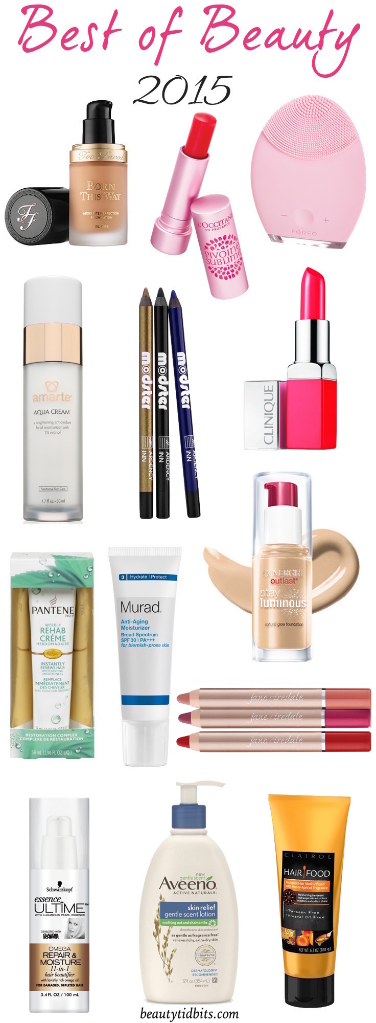 Best Beauty-Products 2015
