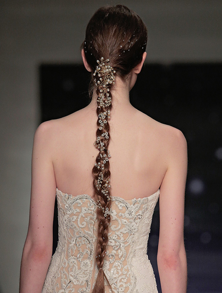 Top 10 Fantastic Bridal Hairstyles for 2016