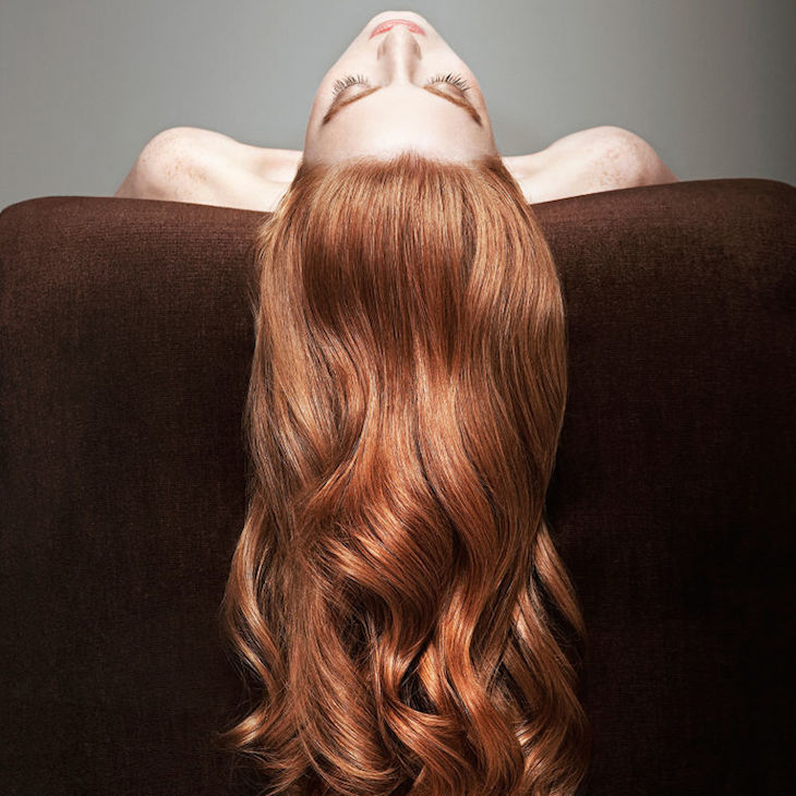 Top 10 Habits of women with strong and shiny hair