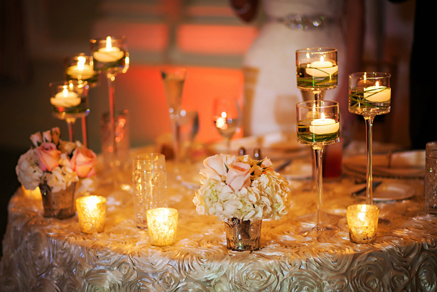 wedding table details - Limelight Photography