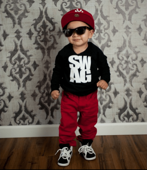 Kids swag outfits