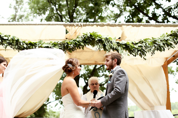 Wedding Ceremony - Kate Wenzel Photography