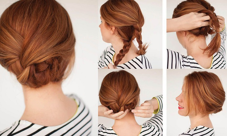 Top 10 Adorable Updo Hairstyles For Every Hair Length Beauty