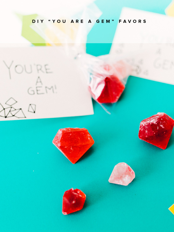 Gemstone Hard Candy