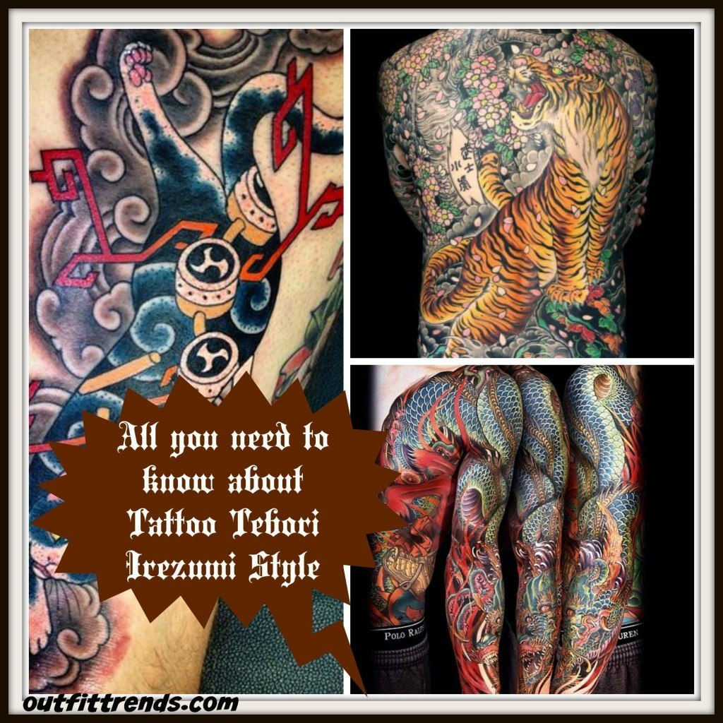 Getting A Tattoo Tebori Irezumi Style – All You Need To Know