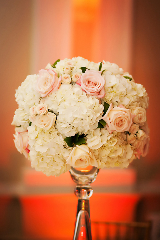 wedding centerpiece - Limelight Photography