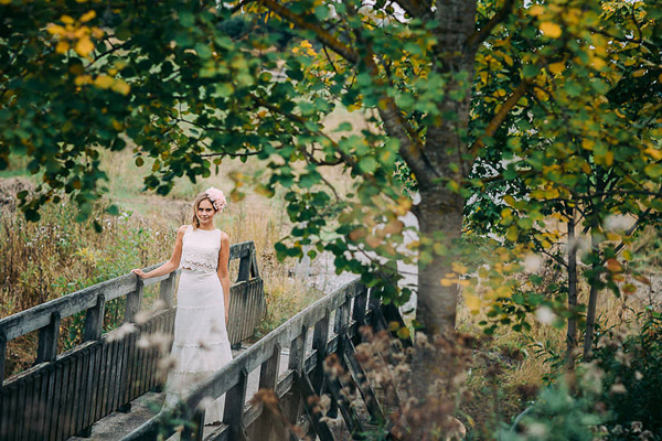 Ruffled - photo by Petra Veikkola Photography http://ruffledblog.com/finnish-mansion-wedding-inspiration
