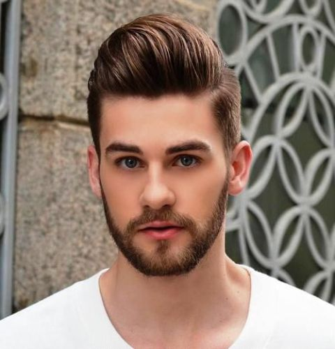 18 Stylish Pompadour Hairstyle Ideas For Men Beauty