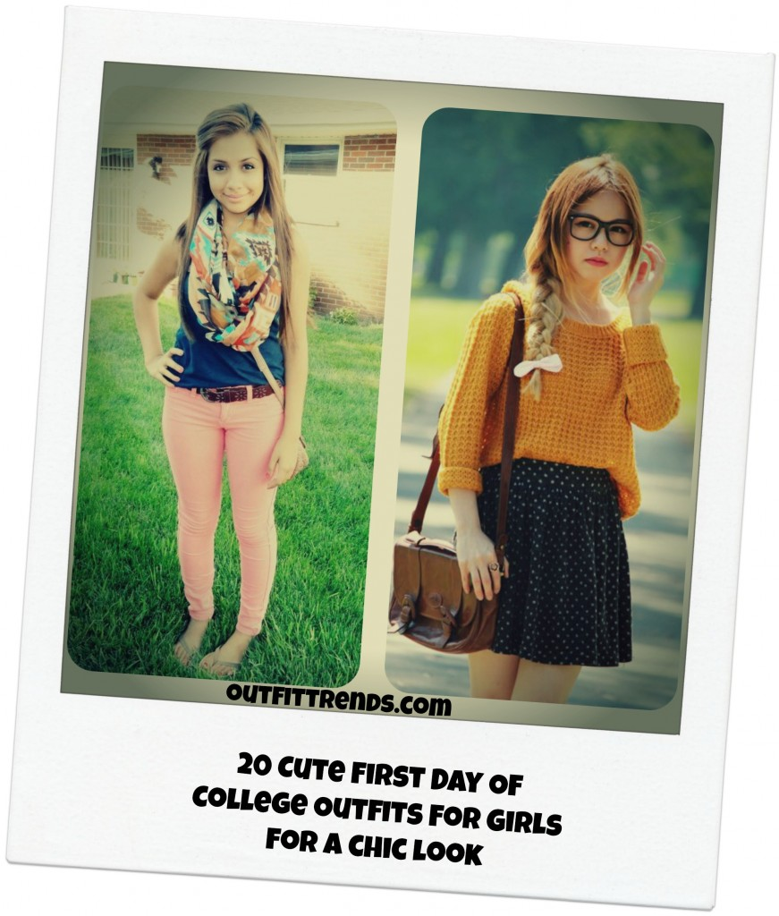 chic outfits for first day of college (1)