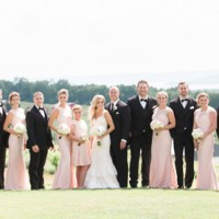 Wedding party photo ideas - Dan and Melissa