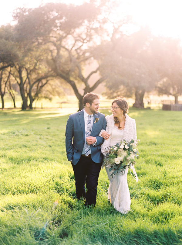 Arroyo Grande barn wedding - photo by Danielle Poff http://ruffledblog.com/arroyo-grande-barn-wedding