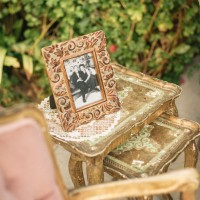 Vintage wedding decorations -Melvin Gilbert Photography