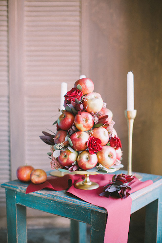 Apple tower | Natalia Donskih Photography