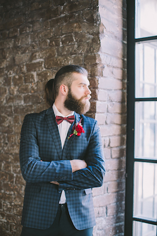 Edgy urban groom | Natalia Donskih Photography