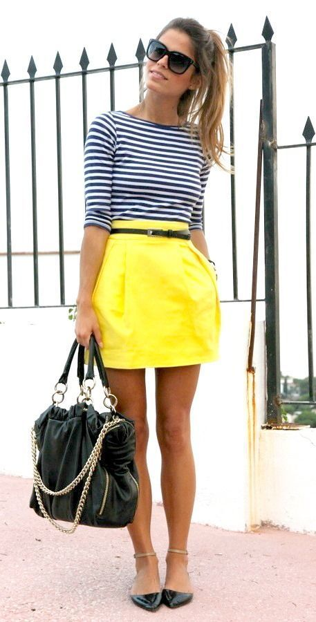 chic outfits for first day of college (4)