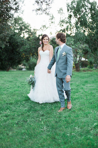 Rustic ranch wedding | Stephanie Ponce Photography
