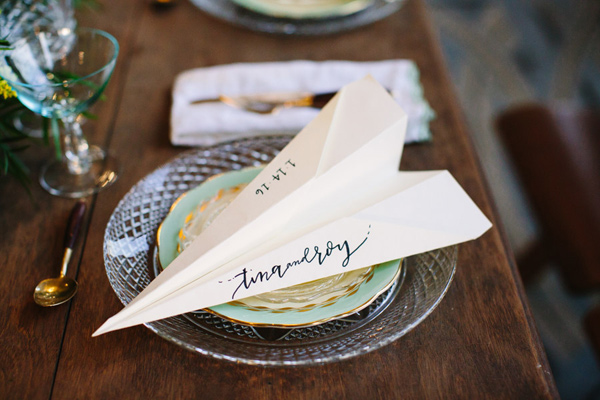 Ruffled - photo by Mary Costa Photography http://ruffledblog.com/schoolhouse-charm-wedding-inspiration
