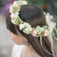 Flower Girl Hair -Melvin Gilbert Photography