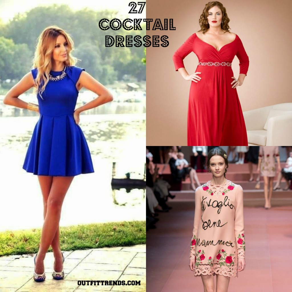 Cocktail Party Outfits- 27 Dresses to Wear at Cocktail Party | Beauty