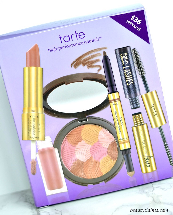 Tarte Double Duty Beauty 101 Discovery Kit