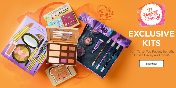 Ulta exclusive sets