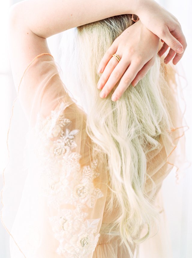 Loose waves hairstyle | Callie Manion Photography