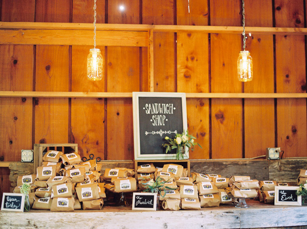 Ruffled - photo by Danielle Poff http://ruffledblog.com/arroyo-grande-barn-wedding