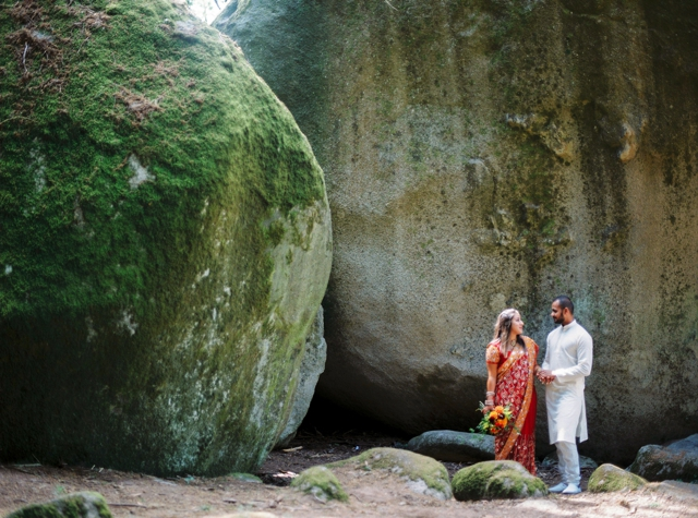 Story of how an Indian man got his traditional family to accept his Western bride   5 Photography
