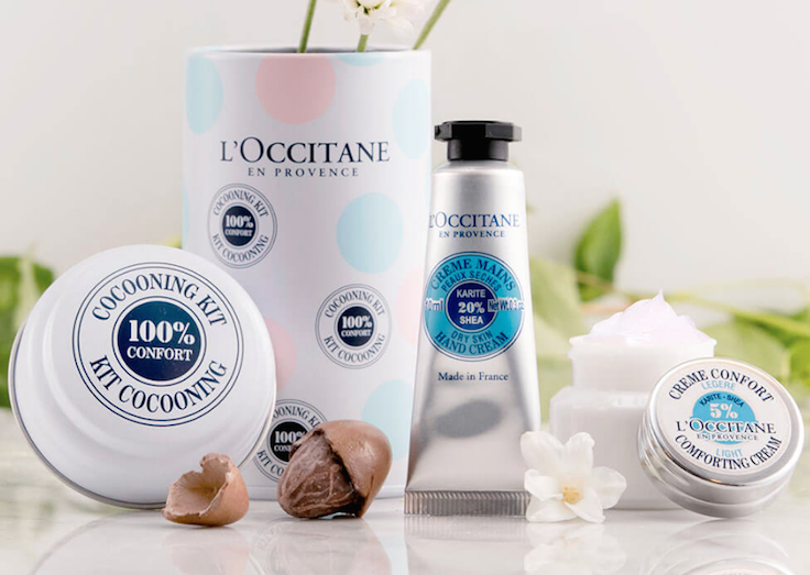 L'OCCITANE is giving away FREE Shea Butter collector sets!