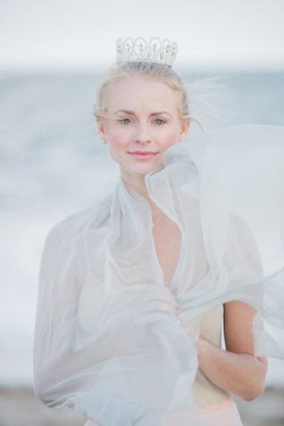 Ballerina themed bridal session | 1313 Photography