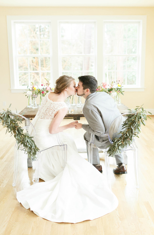 mermaid bride wedding inspiration - photo by Virginia Ashley Photography http://ruffledblog.com/mermaid-bride-wedding-inspiration