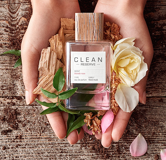 CLEAN Reserve Blonde Rose! Nothing is better than a fragrance that not only smells great but also has an eco-conscious sustainability and that's exactly what the CLEAN Reserve line is all about.