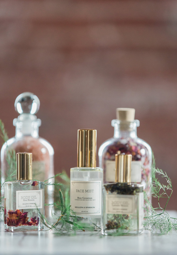 fragrances - photo by Jessica Cooper Photography http://ruffledblog.com/sweet-caroline-bridal-collection