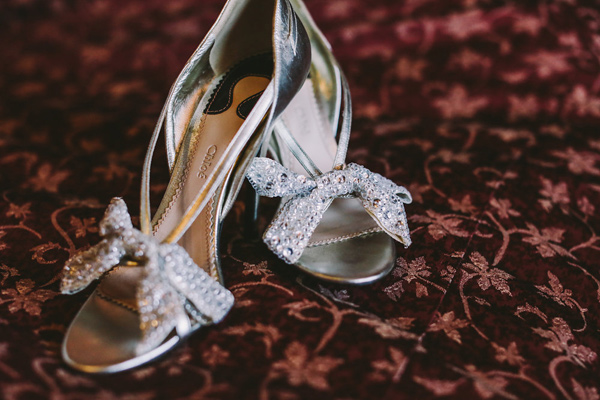 wedding shoes - photo by Lara Hotz Photography http://ruffledblog.com/botanical-australian-barn-wedding